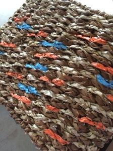 paint basket weave storage home decor diy colors