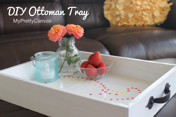 ottoman tray diy home decor kindle magazines family room