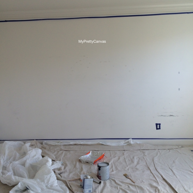 tsp cleaning,, painting, grey living room ideas, home depot, pebble grey , glodden,home decor, ideas, blogging
